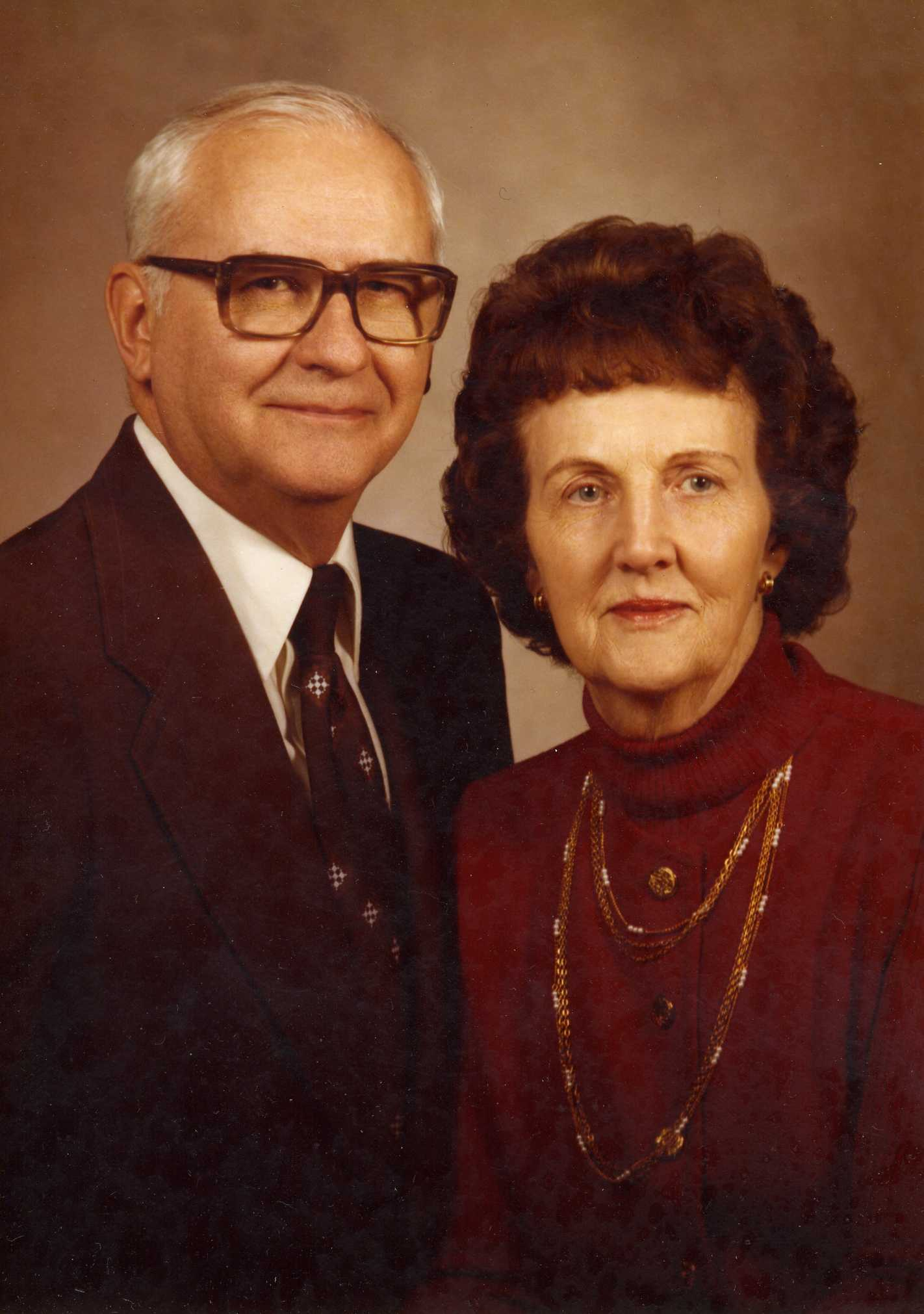 Bob and Jerene Barlow